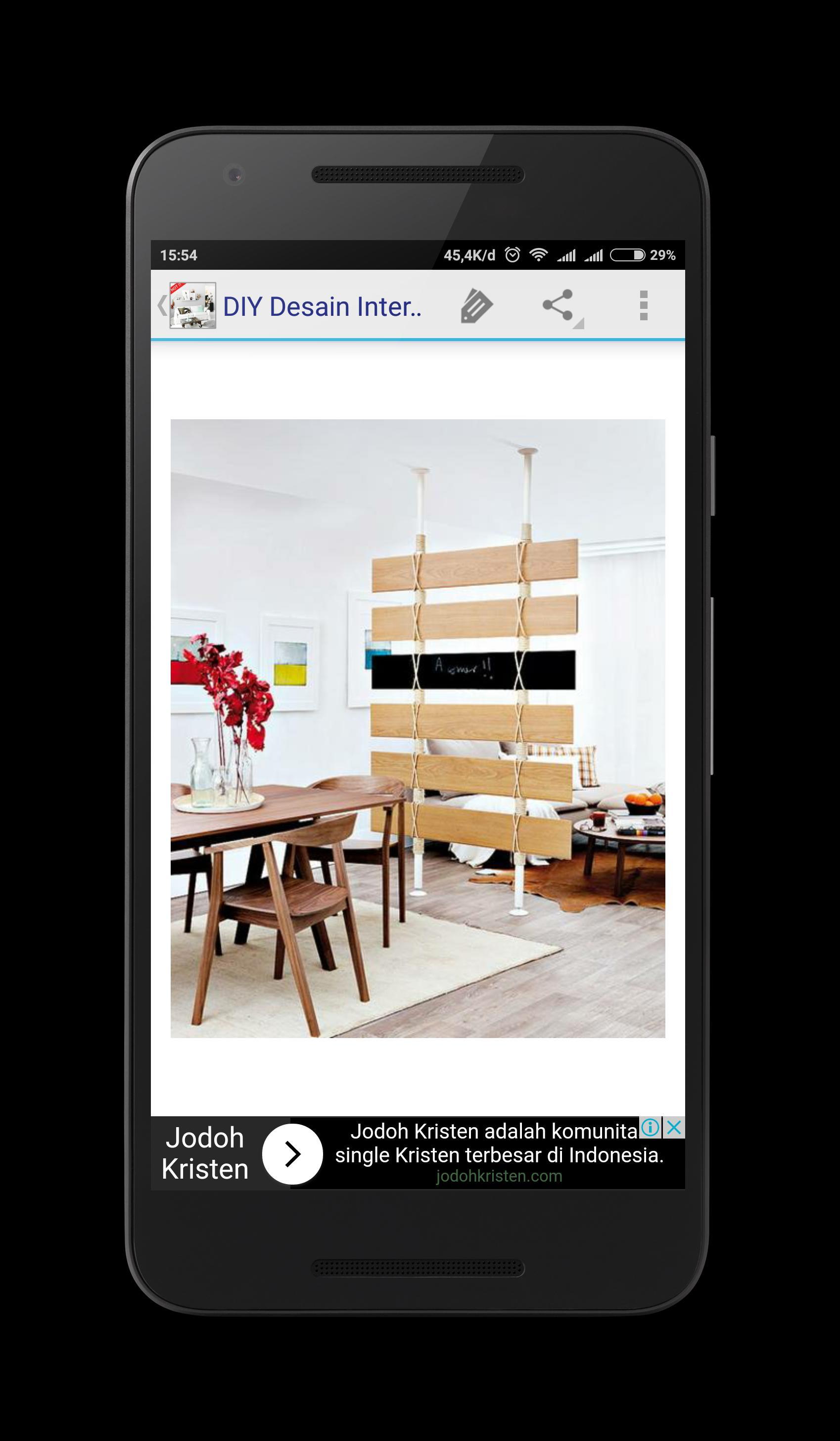 DIY Desain Interior poster