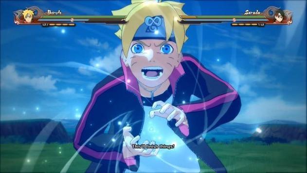 Guide Naruto Ninja Strom 4 poster