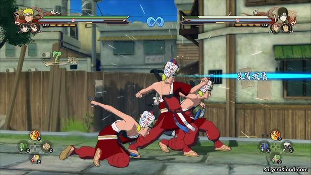 Guide Naruto Ninja Strom 4 screenshot 2