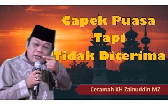 Ceramah K.H Zainudin MZ - Offline screenshot 1