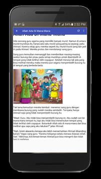 Cerita Teladan Islami Lengkap apk screenshot