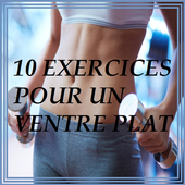 10 EXERCICES POUR UN VENTRE PL icon