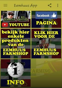 Eemhuus Farming App screenshot 1