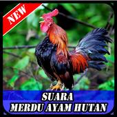 Suara Merdu Ayam Hutan Mp3 icon