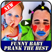 Funny Baby Prank The Best icon