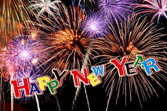 New Year 2018 HD photo congratulations apk screenshot