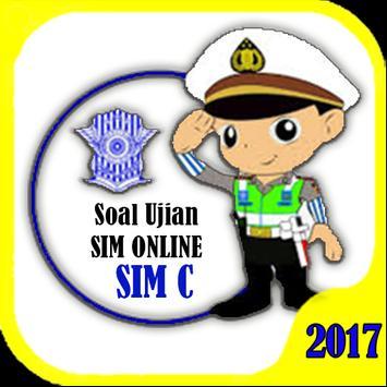 Soal Ujian SIM Online (SIM C) poster