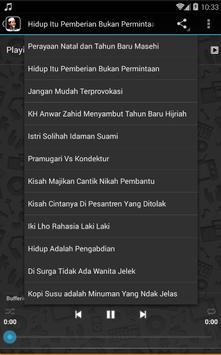 Ceramah Lucu KH. Anwar Zahid  - Pengajian Lucu 1 apk screenshot