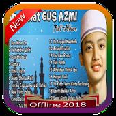 Sholawat Gus Azmi Lengkap Terbaru 2018 icon