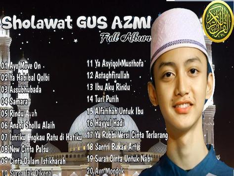 Sholawat Gus Azmi Lengkap Terbaru 2018 poster