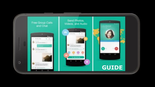 guide for Talkray Calls apk screenshot