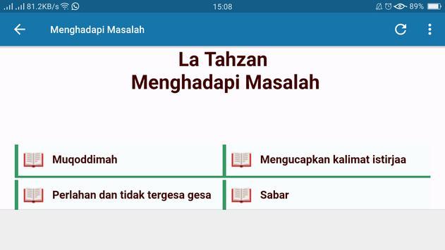 La Tahzan screenshot 4