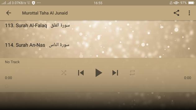 Murottal Wirda Mansur screenshot 5