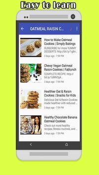 Easy Cookie Recipes screenshot 6