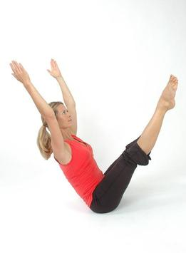 Pilates Workout Exercises screenshot 4