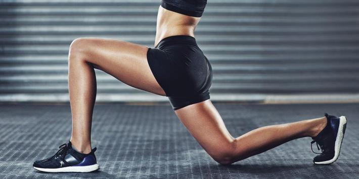 Female Workout Exercise - Bikini Body screenshot 3