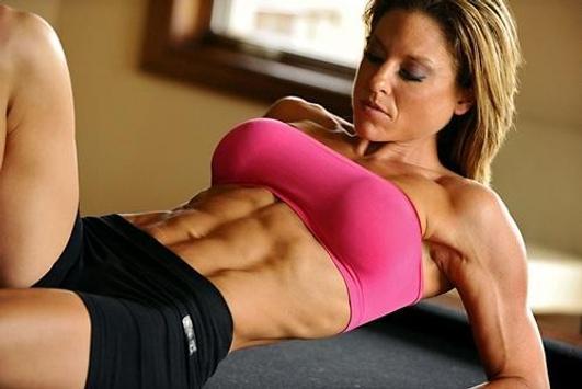 Female Workout Exercise - Bikini Body poster