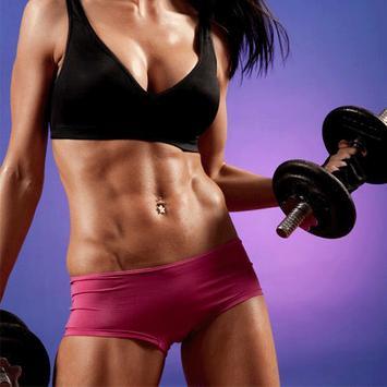 Female Workout Exercise - Bikini Body screenshot 1