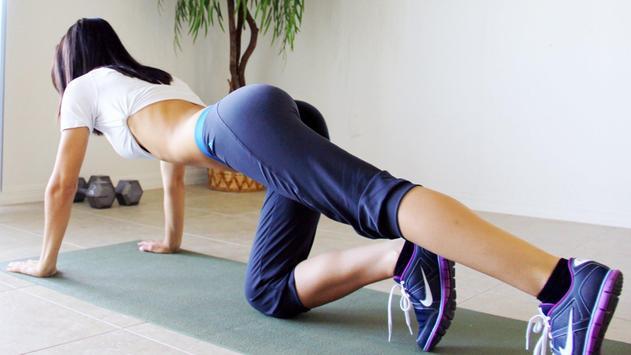 Female Workout Exercise - Bikini Body screenshot 2