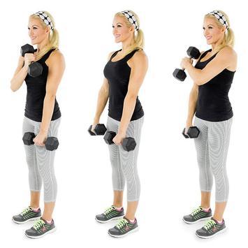 Female Workout Exercise - Bikini Body screenshot 4