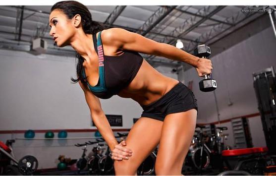 Female Workout Exercise - Bikini Body screenshot 5