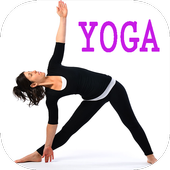 Yoga Poses For Beginner - Weight Loss Yoga Dance icon