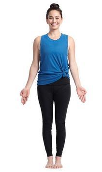Yoga Poses For Beginner - Weight Loss Yoga Dance screenshot 4
