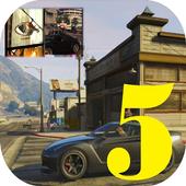 Help GTA 5 V cheat icon