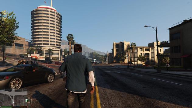 Help GTA 5 V cheat apk screenshot