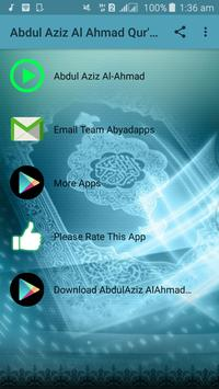 Abdul Aziz Al Ahmad Qur'an mp3 apk screenshot