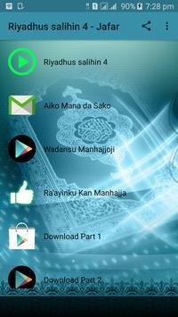 Riyadus Salihin MP3 Offline Part 4 - Sheikh Jafar apk screenshot