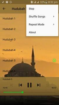 Hudubah Volume MP3 Offline Sheik Jafar Part 1 of 2 apk screenshot