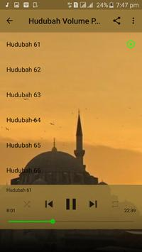 Hudubah Volume Offline Sheik Jaafar Part 2 of 2 screenshot 3