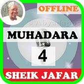 Mallam Jaafar Muhadara Offline - Part 4 of 6 icon