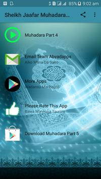 Mallam Jaafar Muhadara Offline - Part 4 of 6 apk screenshot