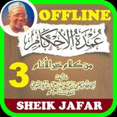 Sheikh Ja'afar Umdatul Ahkaam MP3 - Part 3 of 3 icon