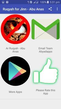 Ruqyah for Jinn - Abu Anas poster