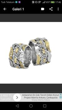 Wedding ring models screenshot 1