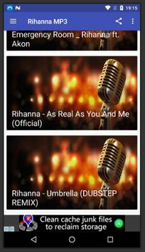Rihanna Songs MP3 screenshot 3