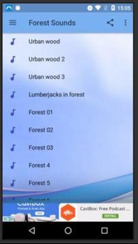 Forest Sounds screenshot 1