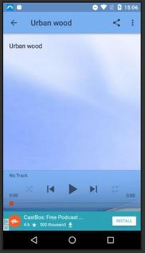 Forest Sounds screenshot 2