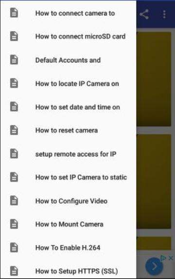 IP Camera Dahua for Android - APK Download