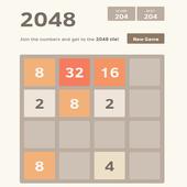 2048 Master icon