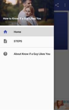 Know if a Guy Likes You poster
