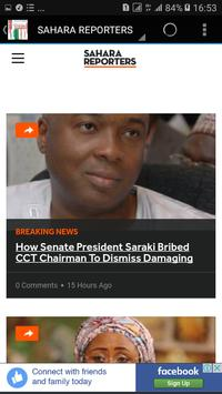 NIGERIAN DAILIES... apk screenshot