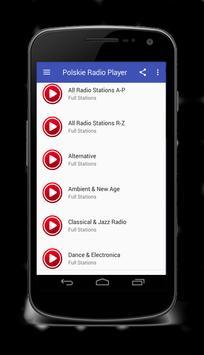 Polskie Radio Player screenshot 3