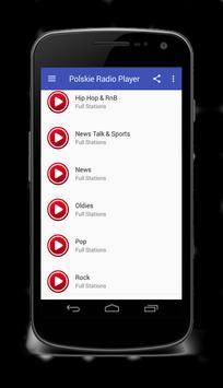 Polskie Radio Player screenshot 2