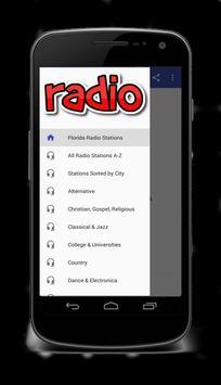 Florida Radio Stations poster