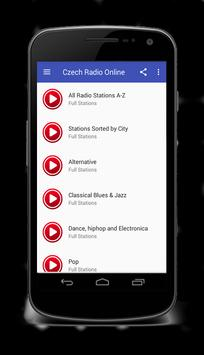 Czech Radio Online apk screenshot