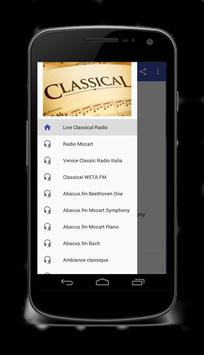 Live Classical Radio poster